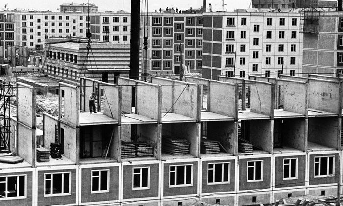 Как мы дошли до жизни такой: хрущёвки Архитектура, История, СССР, Россия, Варламов, Хрущевка, Видео, Длиннопост