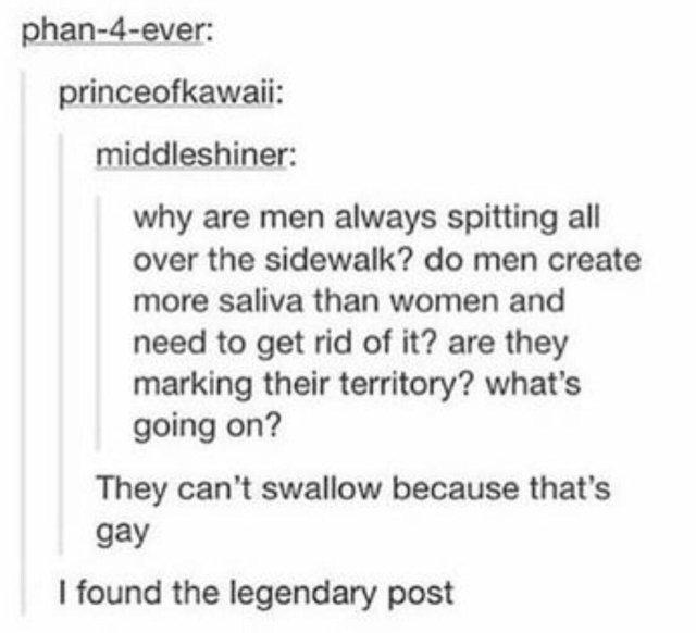 Настоящие мужики сплевывают Reddit, Геи, Мужчины и женщины, Скриншот