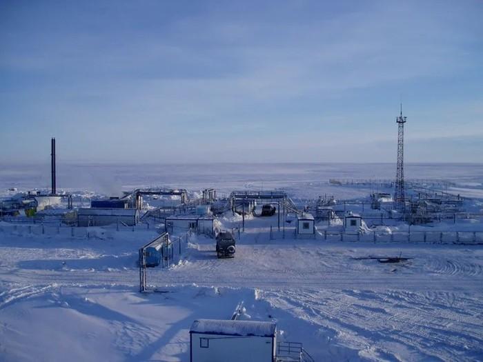 Крайний Север - часть 5. Стажировка на газовом промысле. Север, Вахта, Работа, Длиннопост