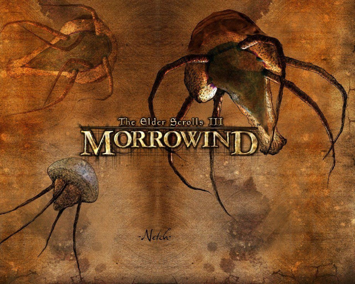 The Elder Scrolls III: Morrowind Раздача, Bethesda, Игры, Текст, Не Steam