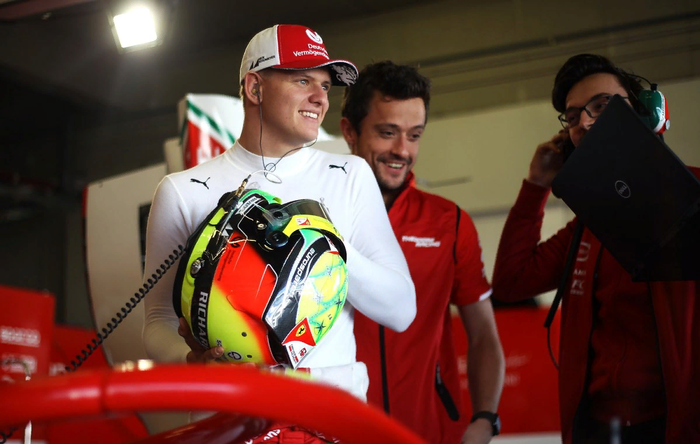 Мик Шумахер добрался до Формулы-1 Формула 1, Шумахер, Новости, Авто, Автоспорт, Гонки, Alfa romeo, Знаменитости