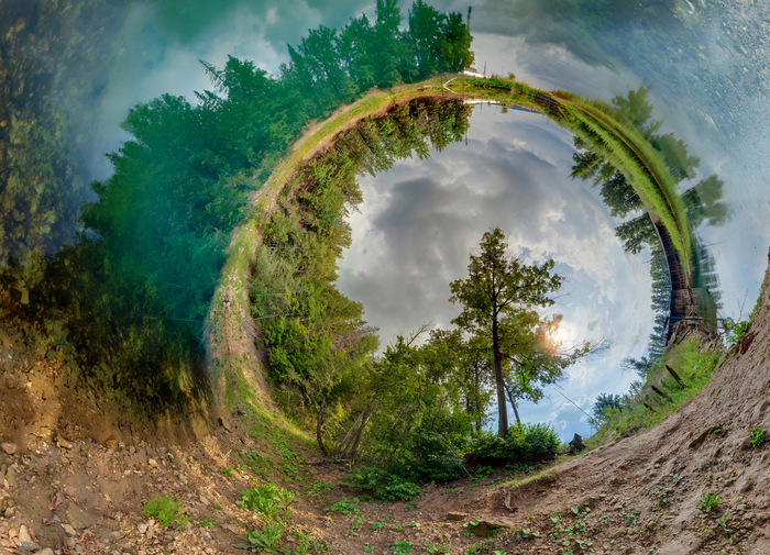 Красный ключ Фотография, Панорама, Башкортостан