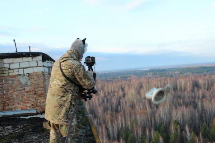 Вандалы в городе Припять Припять, Чернобыль, Вандализм, Видео, Длиннопост