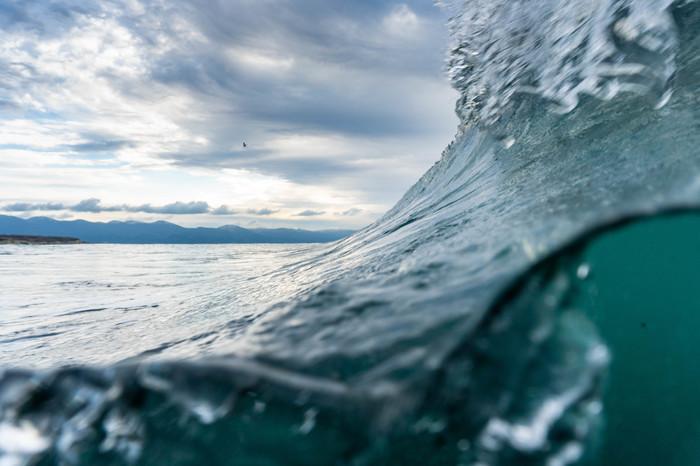 Ещё немного волн из Новороссийска Волна, Природа, Фотография, Красота природы, Природа России, Новороссийск, Черное море, Море, Длиннопост