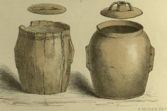 Почему древние люди хранили сливочное масло в болотах? История, Сливочное масло, Факты, Болото, Еда, Длиннопост