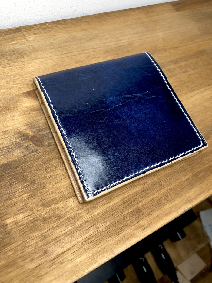 Card holder Изделия из кожи, Кожа натуральная, Кошелек, Картхолдер, Ручная работа, Кожа, Длиннопост