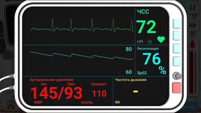 Reanimation inc - реализм про медицину под ведро Медицина, Игры, Симулятор, Android, Реанимация, Скорая помощь, Инди, Видео, Длиннопост