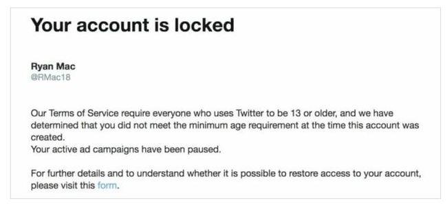 В Твиттере пустили слух, что смена даты рождения на 2007 год откроет пасхалку. Тех, кто так сделал, забанили за возраст. Социальные сети, Пранк, Twitter