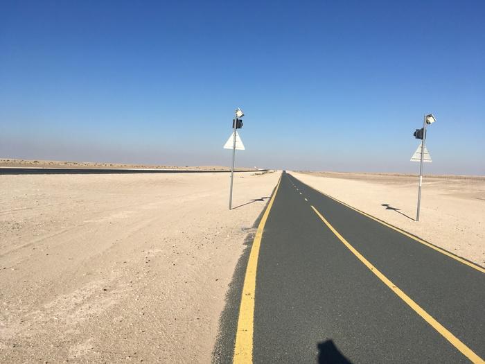 Вокруг ОАЭ на велосипеде. Часть 2 Велосипедист, Дубай, ОАЭ, Путешествия, Велосипед, Абу-Даби, Пустыня, Солнце, Длиннопост
