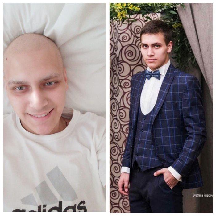 Будет жить! 20-летний Ринат Сайфеуллов победил рак и выписывается из больницы Ульяновск, Киров, Чудо, Помощь, Врачи спасли, Ульяновская область, Рак, Онкология