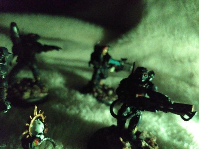 За Императора мы несем смерть. Warhammer 40k, Wh Other, Не фотошоп, Длиннопост