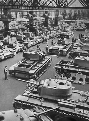КВ-1 - любимый танк пехоты. Танки, Кв-1, Оружие, Военная техника, Война, СССР, История, Длиннопост