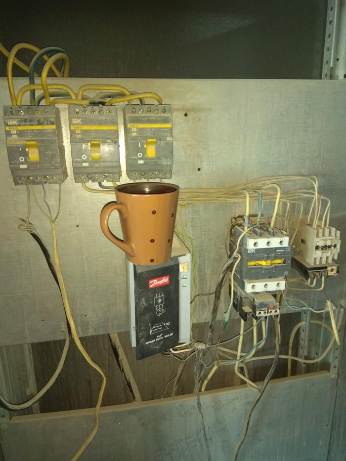 Высокий заряд энергии вместе с кофе