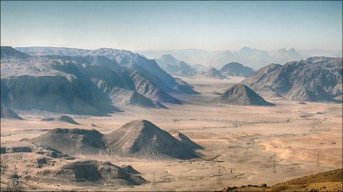 Один день в пустыне Вади Рам Пустыня Вади Рам, Иордания, Видео, Длиннопост, Пустыня