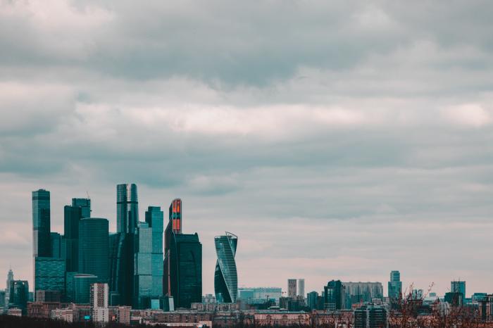Москва-сити с Воробьевых гор Москва-Сити, Воробьевыгоры, Canon200d, Tamron1750