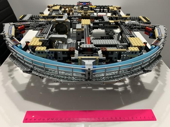Сокол Тысячелетия 4 Тысячелетний сокол, Длиннопост, LEGO, Star Wars
