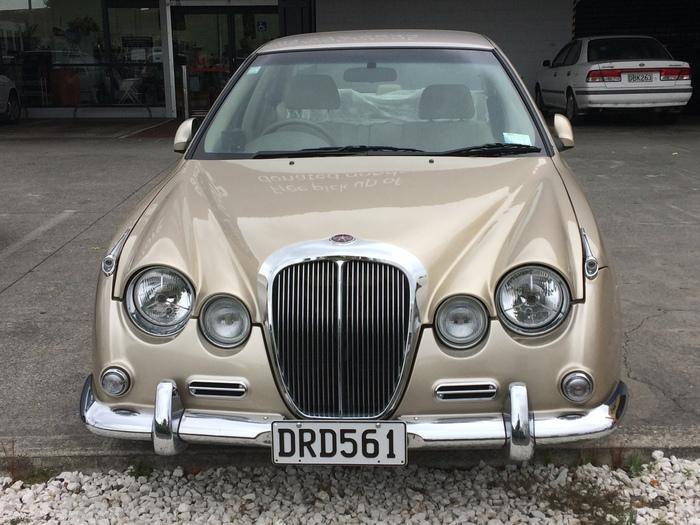 Jaguar S-type (шутка) Японские автомобили, Ретроавтомобиль, Авто, Вопрос