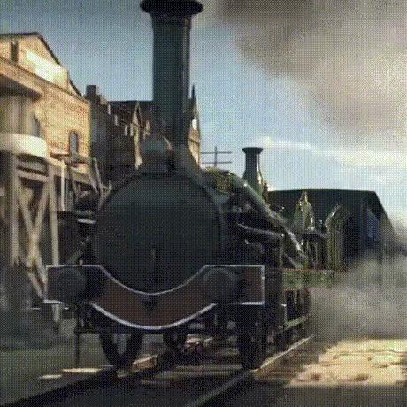 Эволюция локомотива