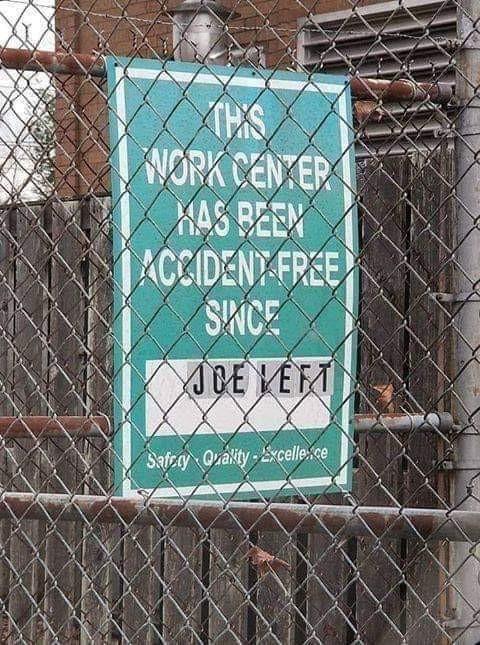 Ниодного несчастного случая не зафиксировано Техника безопасности, Баннер, Безопасность труда