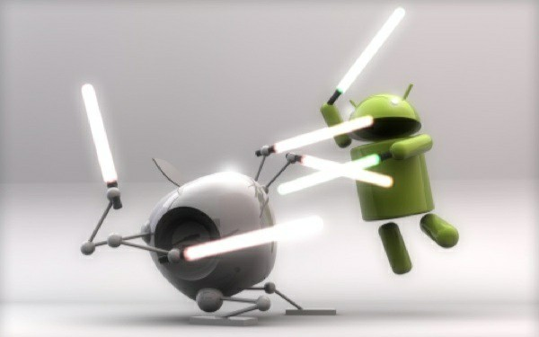 Ученые раз и навсегда выяснили, что лучше — iPhone или Android Iphone, Android, Сравнение, Батл, Техника, Телефон