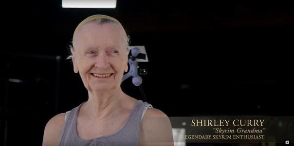 """""""Бабуля Скайрим"""" станет NPC в The Elder Scrolls VI Skyrim, The Elder Scrolls, Bethesda, Игры, Пост 1 апреля 2019 г"""