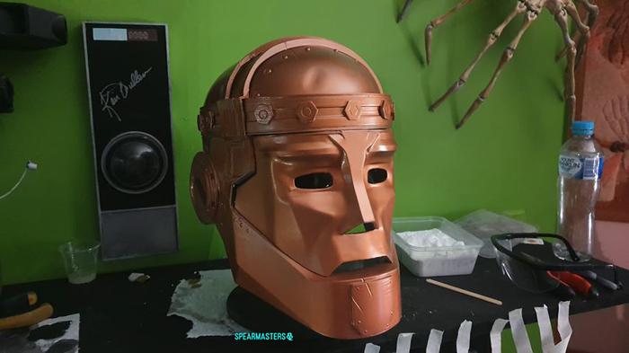 Robotman Robotman, Spearmasters, Косплей, Роковой патруль, DC Comics, Dcuniverse