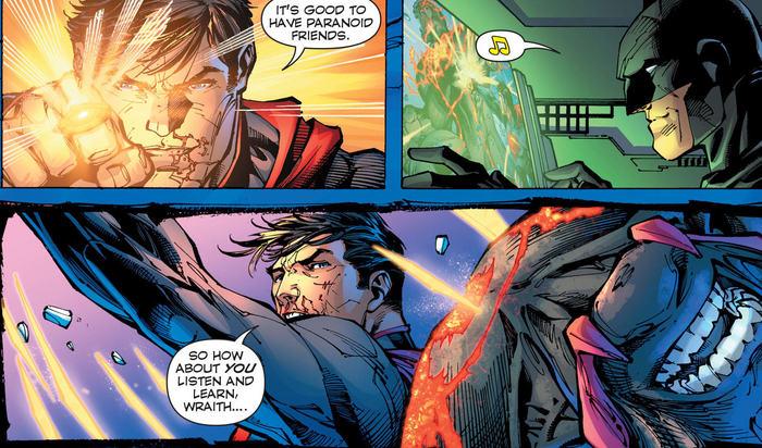Потому что он Бэтмэн, ч.4 - Интеллект и сила воли Супергерои, DC Comics, Бэтмен, Интеллект, Комиксы-Канон, Длиннопост