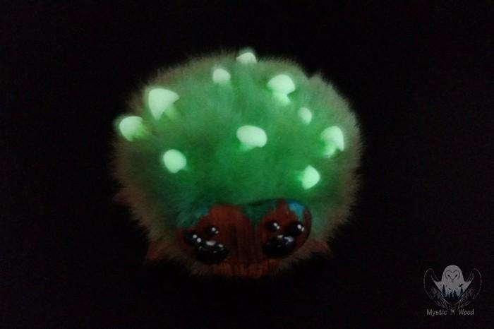 Tree Spider Паук, Грибы, Ручная работа, Рукоделие без процесса, Полимерная глина, Длиннопост, Пост 1 апреля 2019 г