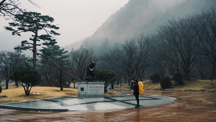 Национальный Парк Сораксан Южная Корея, Горы, Сораксан, Длиннопост