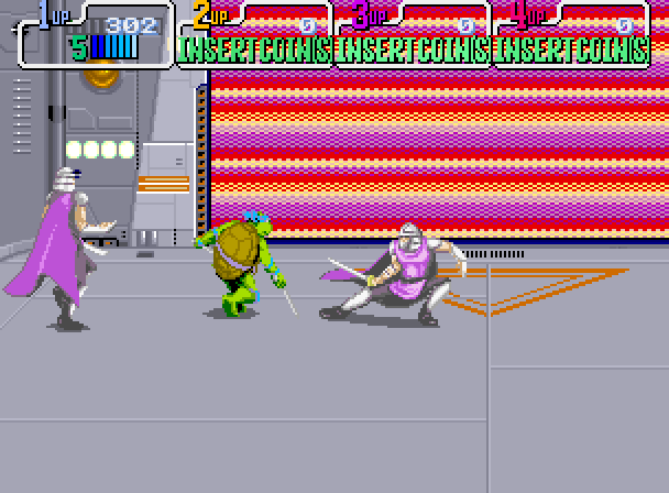 Teenage Mutant Ninja Turtles 1989, Прохождение, Игровые автоматы, Черепашки-Ниндзя, Konami, Ретро-Игры, Игры, Длиннопост