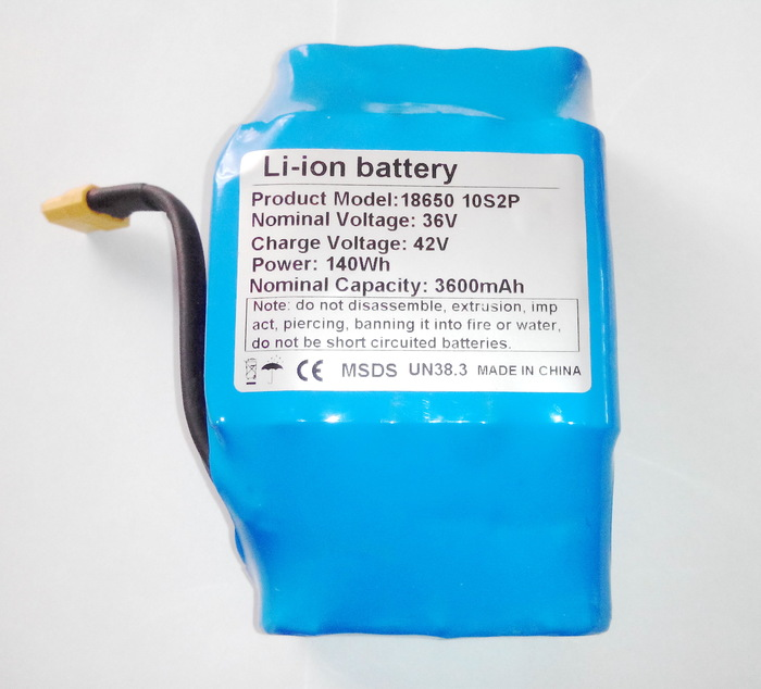 Восстанавливаем аккумулятор 18650 10S2P отTAOTAOгироскутера. Аккумулятор, Ремонт техники, Длиннопост