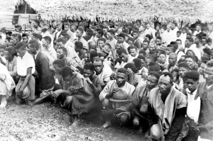 Кровавая история мадагаскарского восстания Мадагаскар, Восстание, Иностранный легион, История, Длиннопост