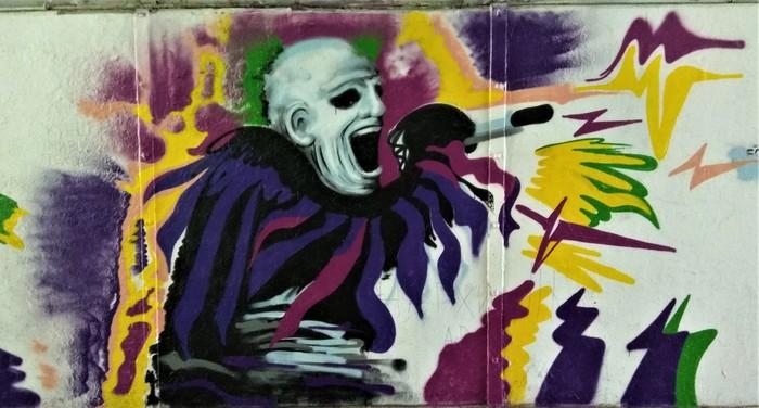 Граффити (так же как и стрит-арт) должны украшать стены, а не уродовать их #94 Уличная живопись, Граффити, Стрит-Арт, Екатеринбург, Фотография, The Prodigy
