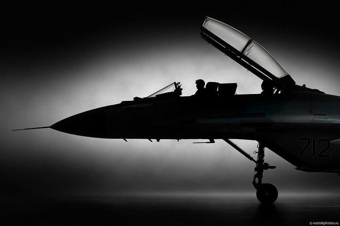 Рекламная фотосъемка истребителя МиГ-35 Миг-35, Рекламная съемка, Авиация, Самолет, Россия, Видео, Длиннопост, Истребитель