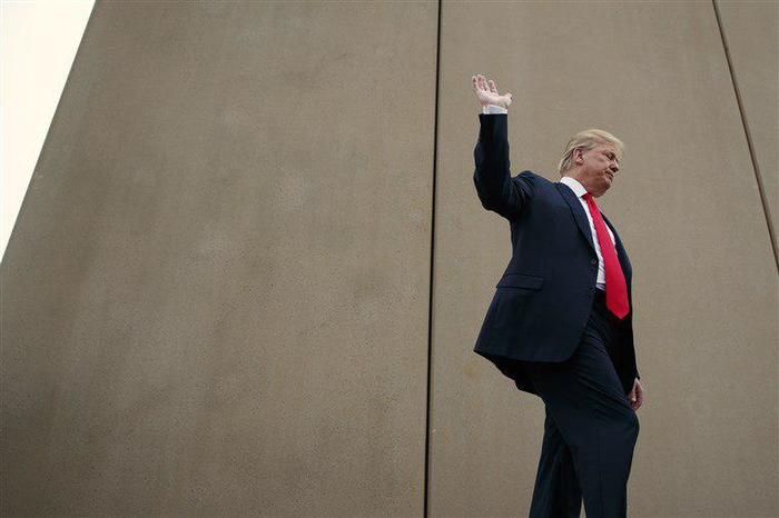 Чтобы обмануть пограничников, ты должен думать, как пограничник. США, Пограничники, Граница, Стена