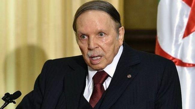 """""""Вечный"""" президент Алжира Бутефлика уходит в отставку. Он правил страной 20 лет. Новости, Алжир, Президент, Длиннопост"""