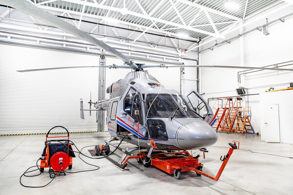 Как внутри выглядит Российский VIP-вертолёт Вертолёт, Авиация, VIP, Ростех, Длиннопост