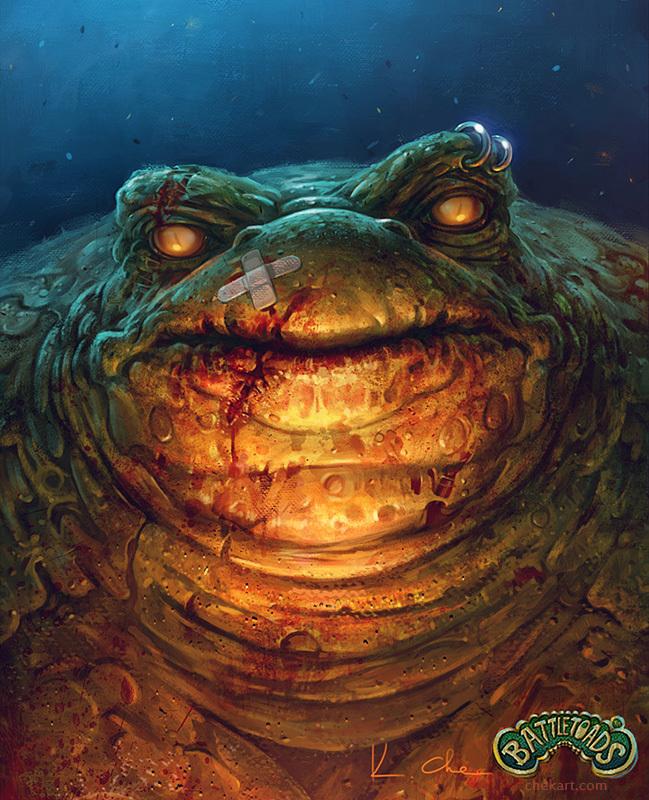 Rash, Pimple & Zitz (BattleToads) Арт, Рисунок, Battletoads, Боевые жабы, Игры, Kostya-Pingwin, Длиннопост, Ностальгия