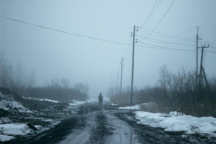 Молочная долина Туман, Атмосферно, Все тлен, Мрачное, Меланхолия, Canon 600D, Гелиос44-2, Советская оптика, Длиннопост