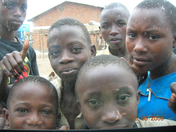 Дети в Центральной Африке Африка, Дети, Длиннопост
