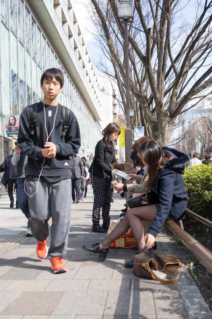 Токийский (и не только ) стрит Токио, Стрит, Улица, Япония, Урбанфото, Японцы, Длиннопост
