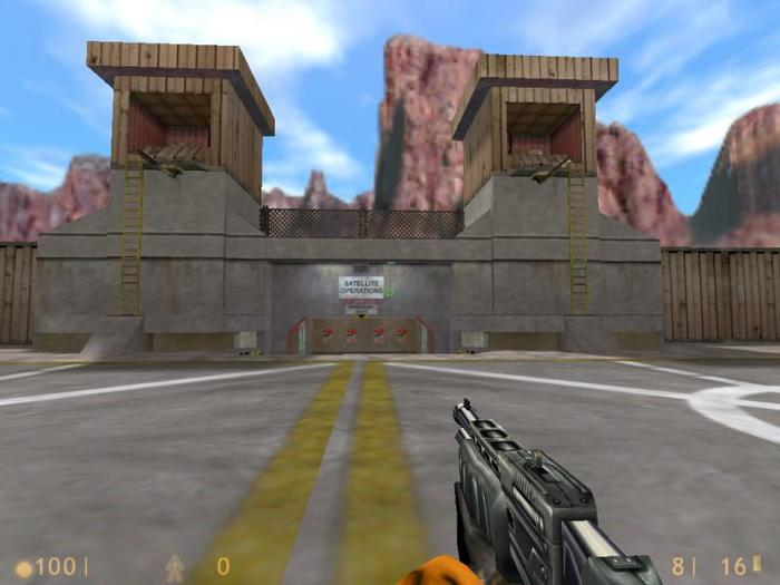 Half-Life: Deathmatch - мультиплеер в браузере Half-Life, Deathmatch, Браузерные игры, Онлайн-Игры