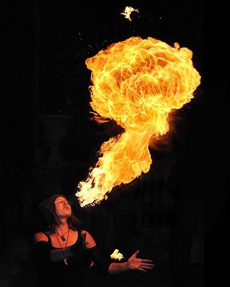 Фаер шоу - как красиво сфотографировать огонь Фаершоу, Фотограф, Начинающий фотограф, Фото-Урок, Хочу критики, Длиннопост