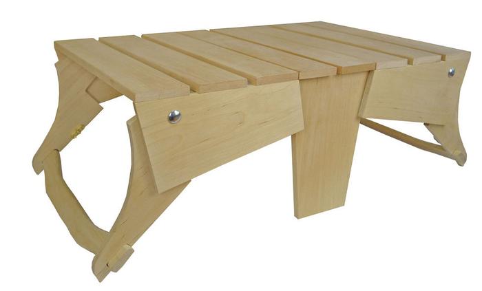 Корзина-Ящик-Стол. Пятничное мое Корзина, Стол, Изделия из дерева, Длиннопост