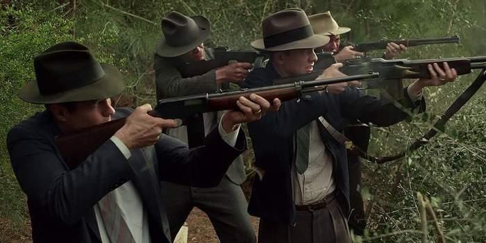 «Охота на Бонни и Клайда»: в жизни и в кино Длиннопост, США, Оружие, Преступник, Видео