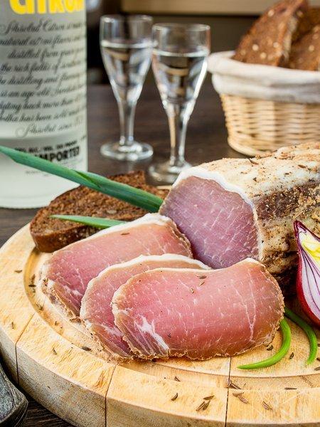 Полендвица – белорусский мясной деликатес