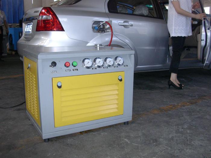 Домашняя газовая станция. Что это и с чем его едят? Компрессор, Авто, Газ, Метан, Заправка, Газовая заправка, Газовая колонка, Длиннопост