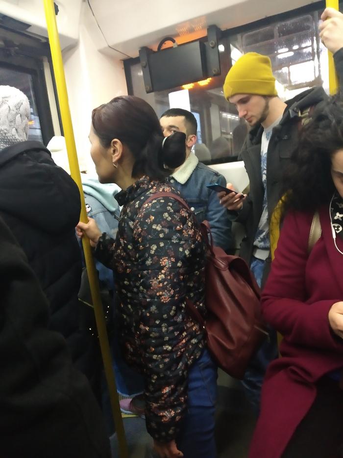 Поехали Общественный транспорт, Толстяк