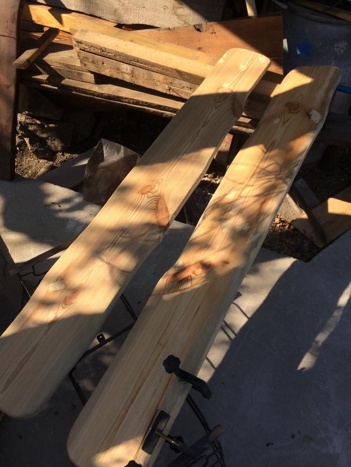 На шашлычку! Деревяшки «Моя Прррелесть» Работа с деревом, Своими руками, Дача, Садовая мебель, Длиннопост
