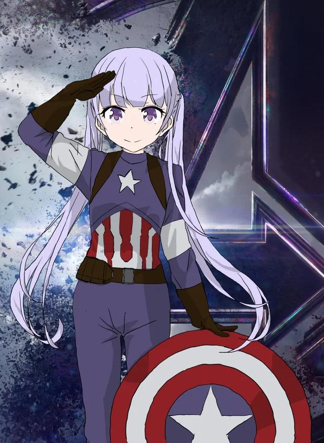 Captan Aoba